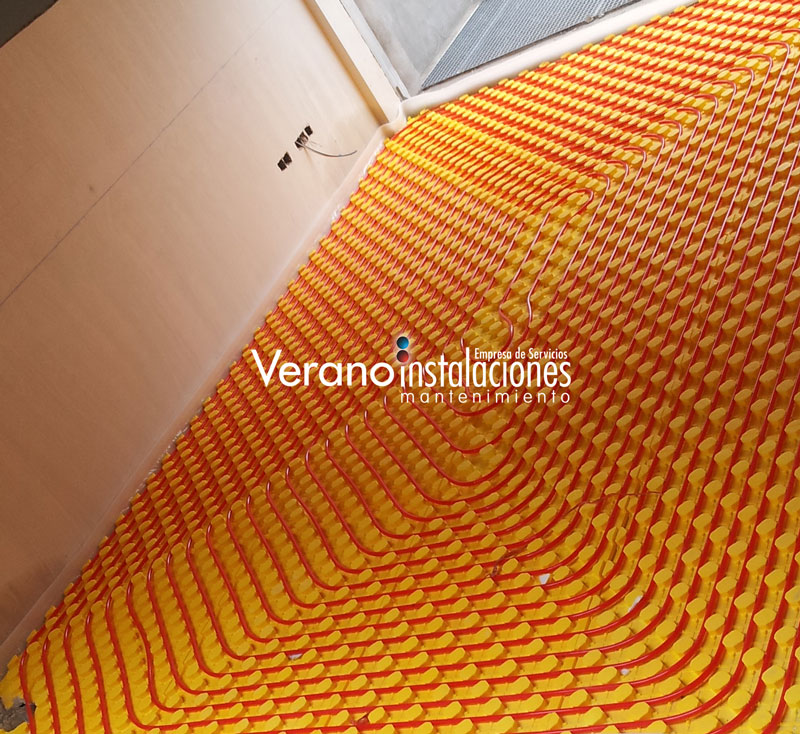 Suelo radiante calefaccion por suelo radiante - Calefaccion por suelo radiante ...
