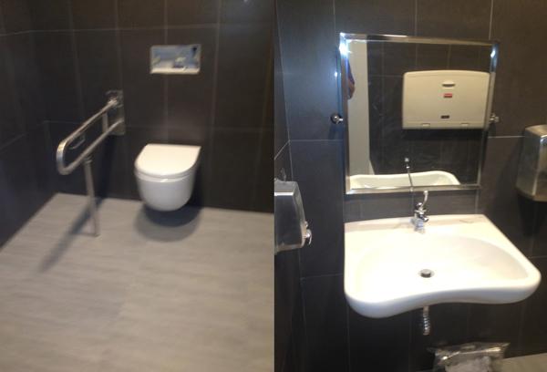 Baños Para Minusvalidos Normativa:la adaptación de su cuarto de baño para personas con discapacidad ya